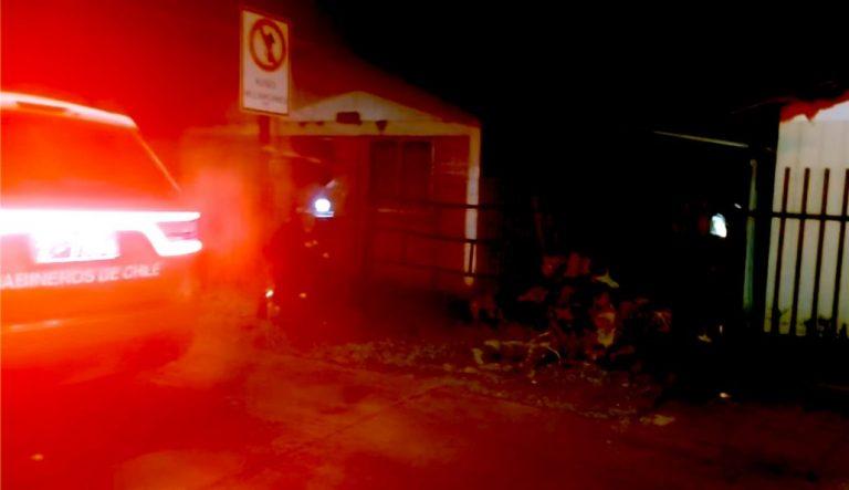 Sujeto intentó matar a su ex pareja quemando la casa en Nacimiento