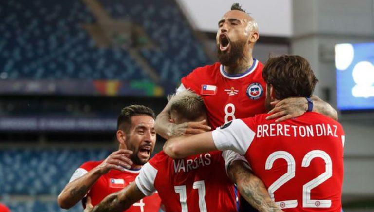 Chile contra su 'bestia negra': así se jugarán los cuartos de final de la Copa América