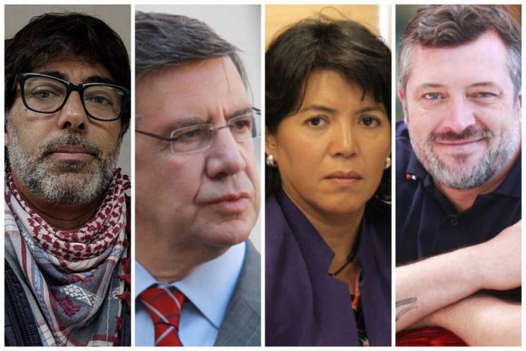 Criteria: Jadue, Lavín, Provoste y Sichel lideran la carrera presidencial