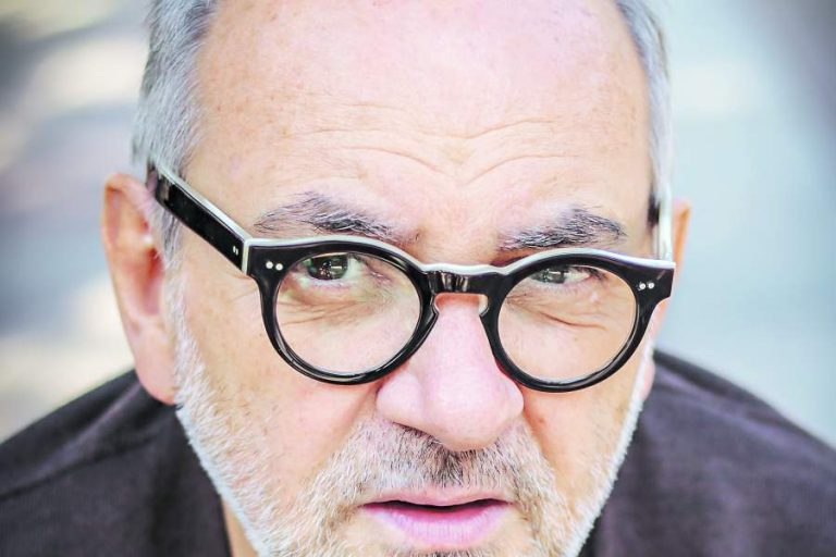 Luis Gnecco queda con prohibición de acercarse a su ex esposa