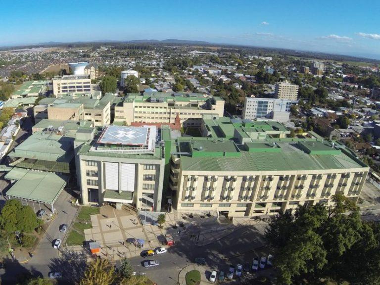 Hospital de Los Ángeles logra 2º el lugar en medición de eficiencia