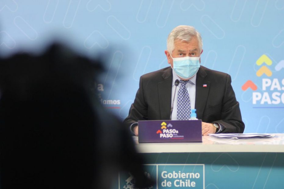 ministro paris esta con sintomas