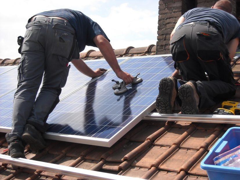 calefacción electriciadad casa paneles solares para tu casa