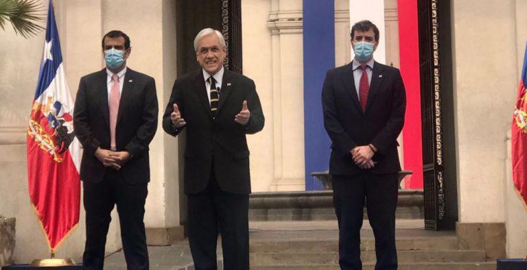 Ya hay fecha y hora: Piñera firma decreto para el inicio de la Convención Constitucional