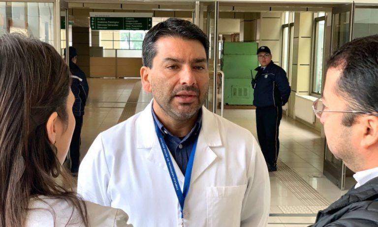 Servicio de Salud le pide la renuncia al director del Hospital de Los Ángeles