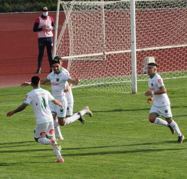 Luchó hasta el final: Deportes Iberia se despide de Copa Chile tras caer ante Temuco