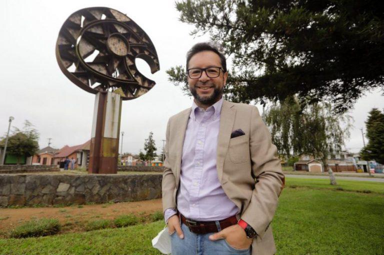 Rodrigo Daroch, el hombre confianza de Rodrigo Díaz que buscará ser diputado