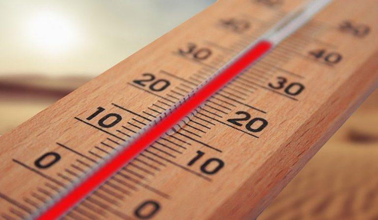 Zona central vivirá un verano en invierno con hasta 31º