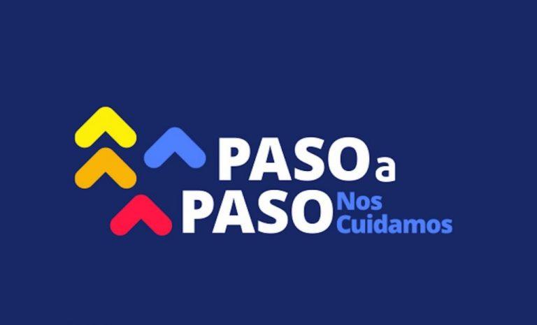 61 comunas avanzan y 5 retroceden en el Paso a Paso