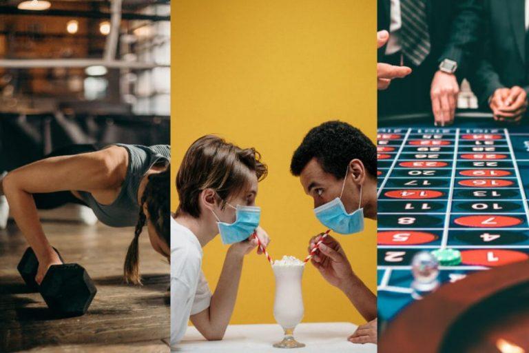 Cambios en el Paso a Paso: Abren restaurantes, casinos y gimnasios