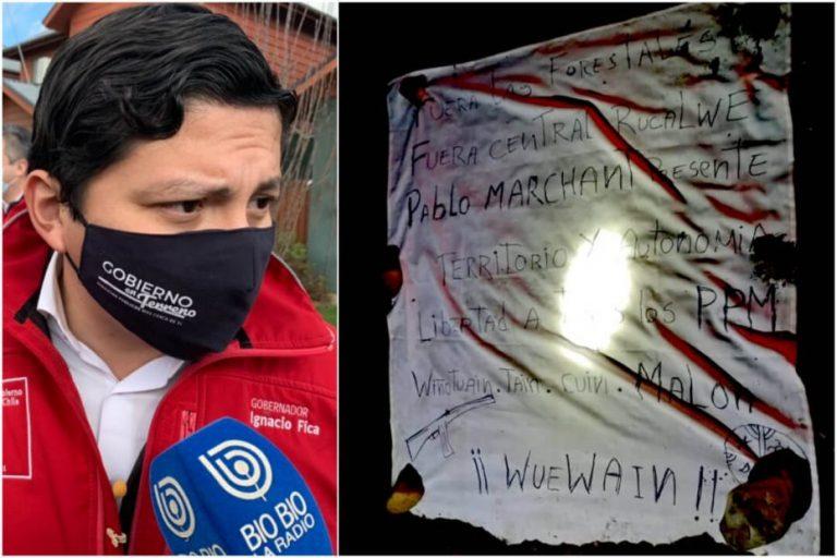 Delegado Presidencial y atentado en Quilaco: «No se justifica el nivel de violencia»
