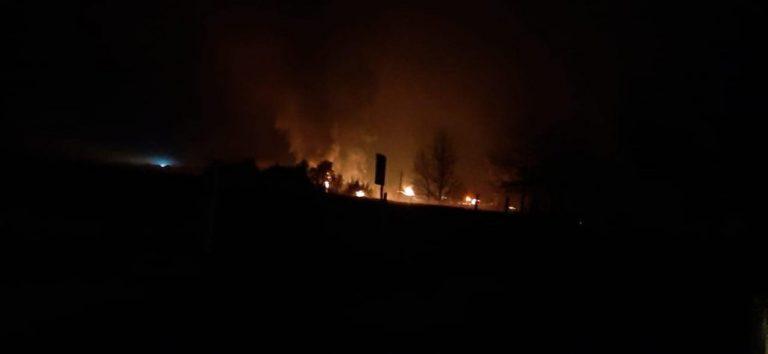 Segundo atentado en provincia de Biobío afecta maquinaria en Santa Bárbara