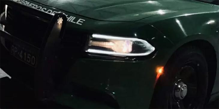 delincuentes autos robados los angeles