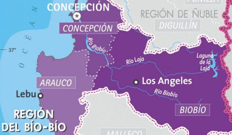 Viernes 23 de julio: Reporte de casos por comunas en el Biobío