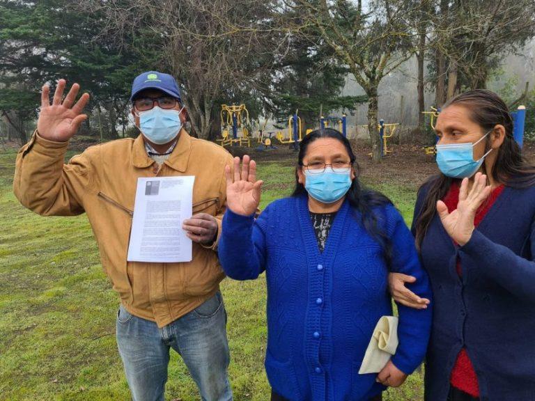 Subdere invertirá 184 millones en agua potable y casetas sanitarias de Mulchén