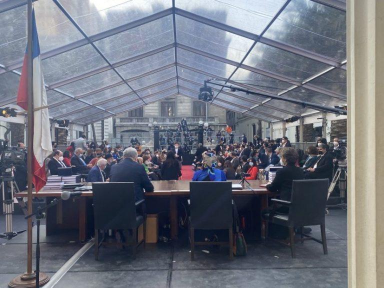 Cadem: 75% considera que la Convención debe respetar las reglas acordadas