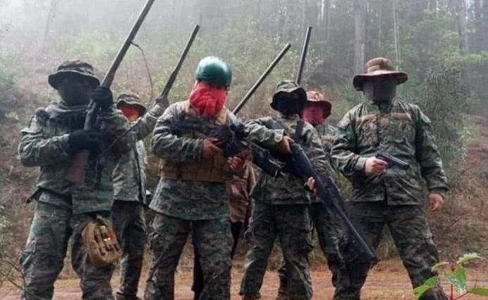 Coordinadora Arauco Malleco Constituyentes Mapuche
