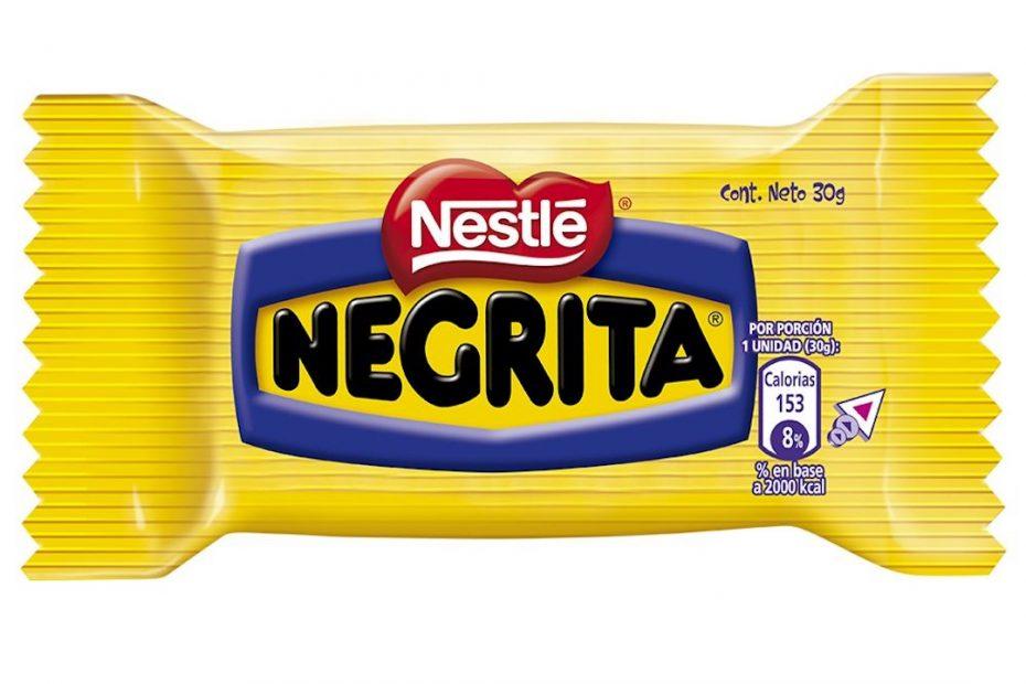 galleta Negrita cambiará su nombre
