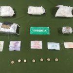 Juez de Mulchén declara ilegal la detención de narco con 4 kilos de droga