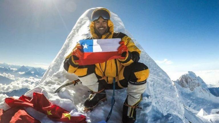 Encuentran el cuerpo de Juan Pablo Mohr a 7.900 mts sobre el nivel del mar