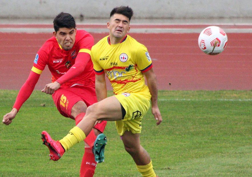 Iberia gana de visita y recupera el liderato del campeonato de Segunda División