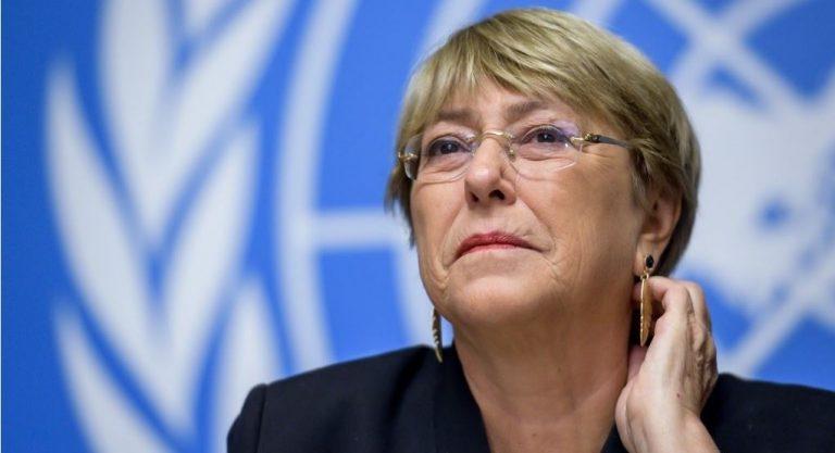 Bachelet y Cuba: «Estoy muy preocupada por el 'presunto' uso excesivo de la fuerza»