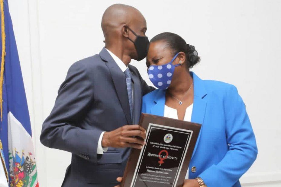 El presidente de Haití y la primera dama asesinados