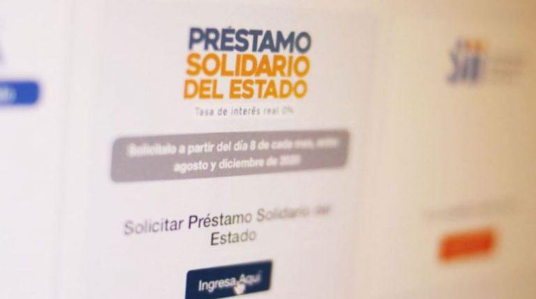 Se abrió un nuevo proceso: solicita el Préstamo Solidario de hasta 650 mil pesos