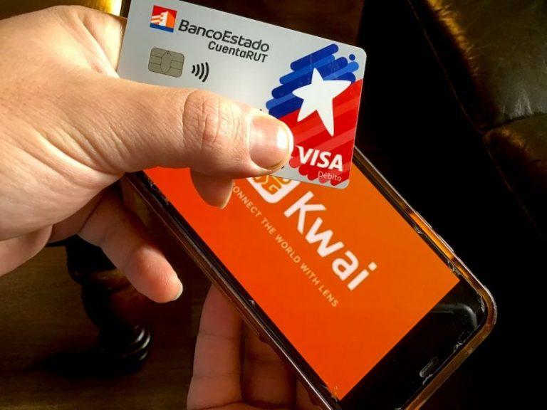 Kwai: Cómo registrar tu Cuenta RUT para retirar el dinero de la APP