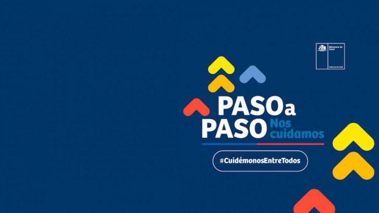 Las comunas que retrocedieron este jueves en el Paso a Paso