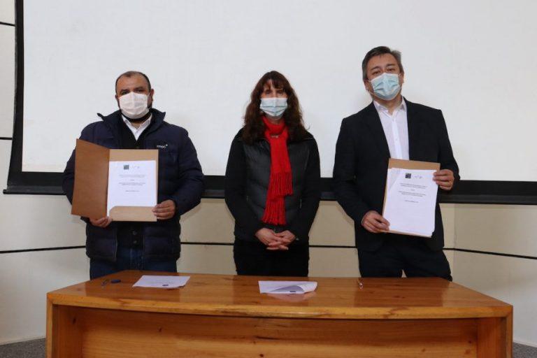 CMPC y Seremi de Medio Ambiente Biobío firman convenio de colaboración para proteger flora y fauna amenazada