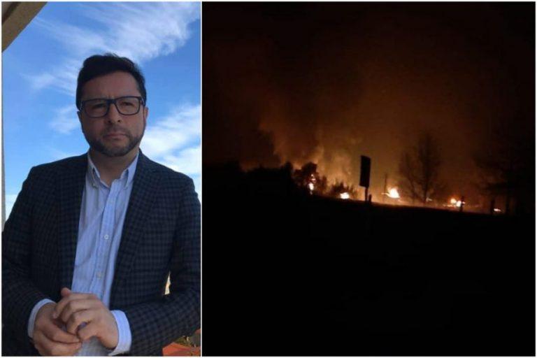 Rodrigo Daroch y atentado en Quilaco: «Son grupos que buscan sembrar terror»