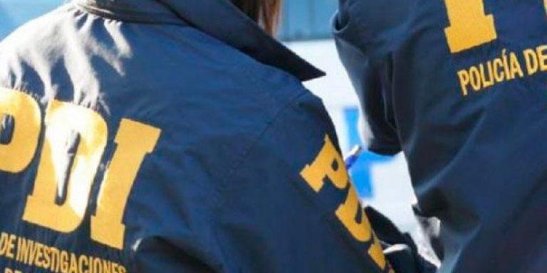 Funcionaria de la PDI repele a balazos portonazo realizado por niños