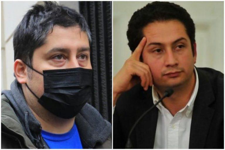 Rechazan candidaturas presidenciales de Gino Lorenzini y Diego Ancalao