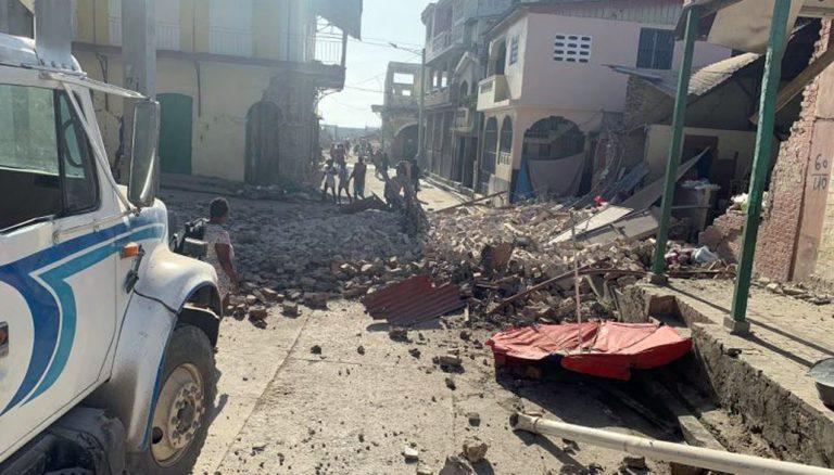 Terremoto 7,2 en Haití: casas colapsaron y Protección Civil confirma víctimas fatales