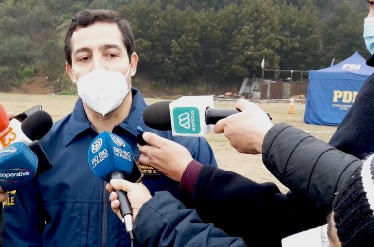 Encuentran cadáver de hombre en el cerro Chepe de Concepción