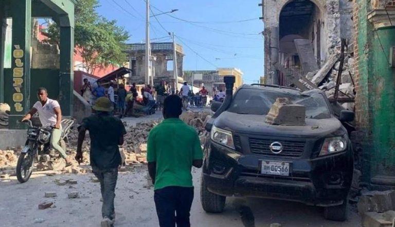 Gobierno tras terremoto 7,2 en Haití: «No hay indicios de chilenos afectados»