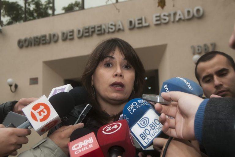 Javiera Blanco será formalizada por malversación de 47 millones de gastos reservados
