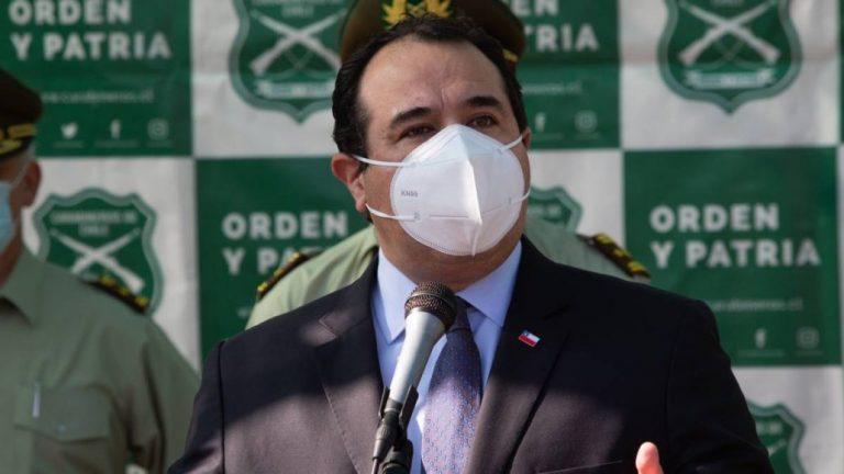 Subsecretario Galli llamó a comunidades mapuche a separarse del narcotráfico