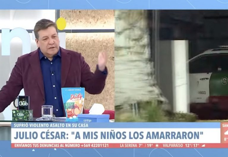 JC Rodríguez relata duro asalto en su casa: «a mis niños los amarraron»