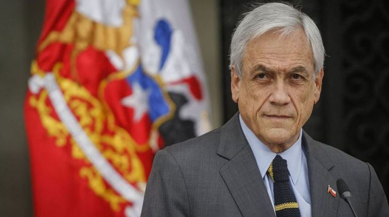 Piñera responde a acusación de Argentina por intentar 'apropiarse' de plataforma continental