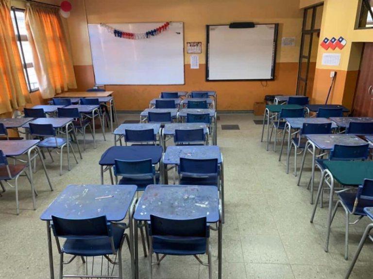 Colegios, escuelas y liceos Municipales de Los Ángeles volverán a clases