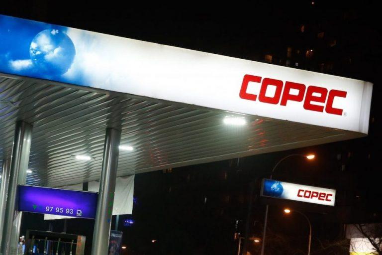 Copec del camino Antuco fue abordada por delincuentes: Sistema de seguridad evitó el robo