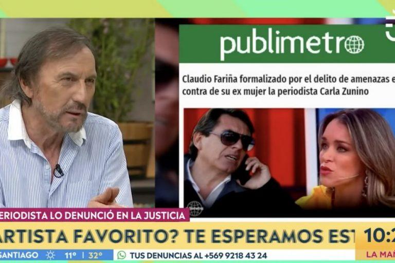 Los dichos de Carlos Pinto que terminaron en multa de $7,9 millones a CHV