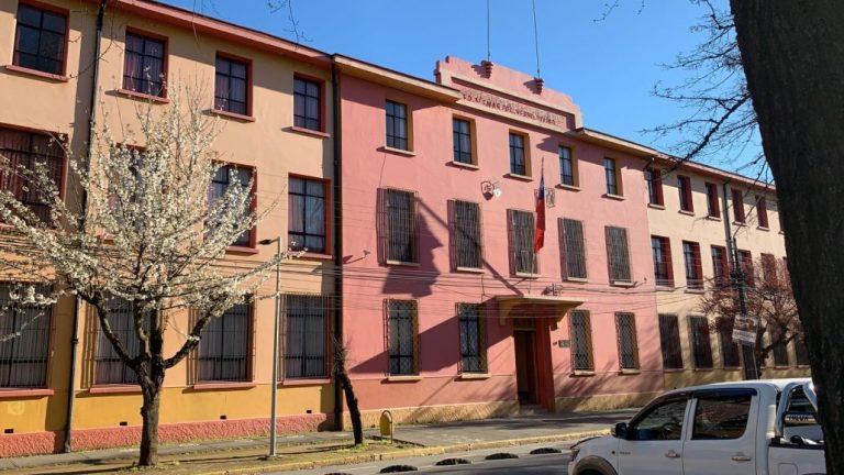 Se confirma Caso Delta en alumno del Liceo Alemán de Los Ángeles