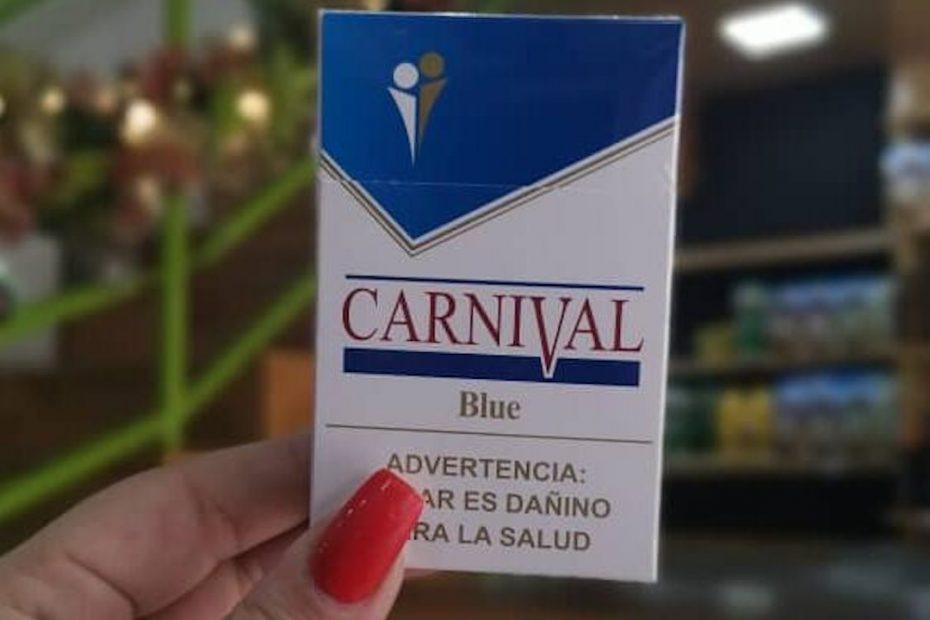 mujer de 58 años fue detenida por contrabando de cigarrillos