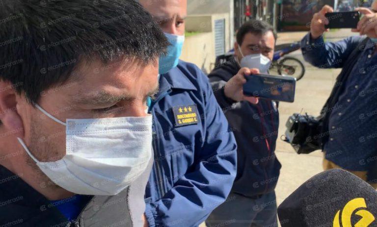 Femicida de Los Ángeles queda en prisión preventiva