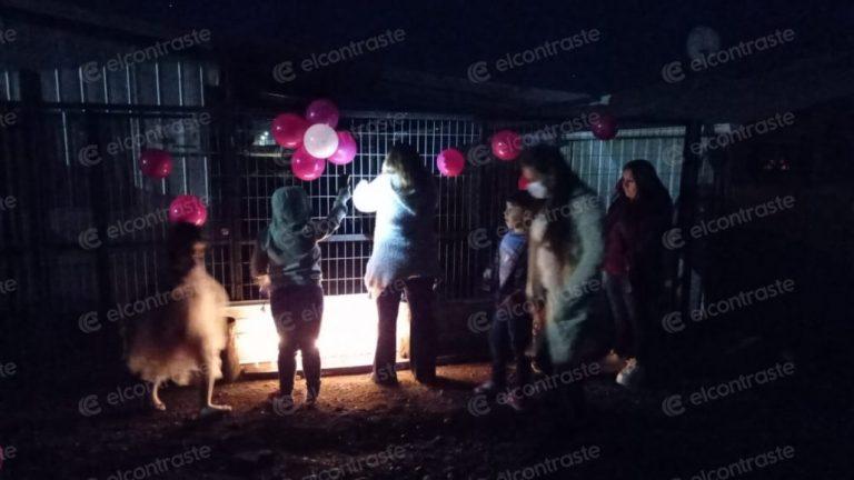 Vecinos realizan velatón por femicidio ocurrido en Los Ángeles: Pareja confesó