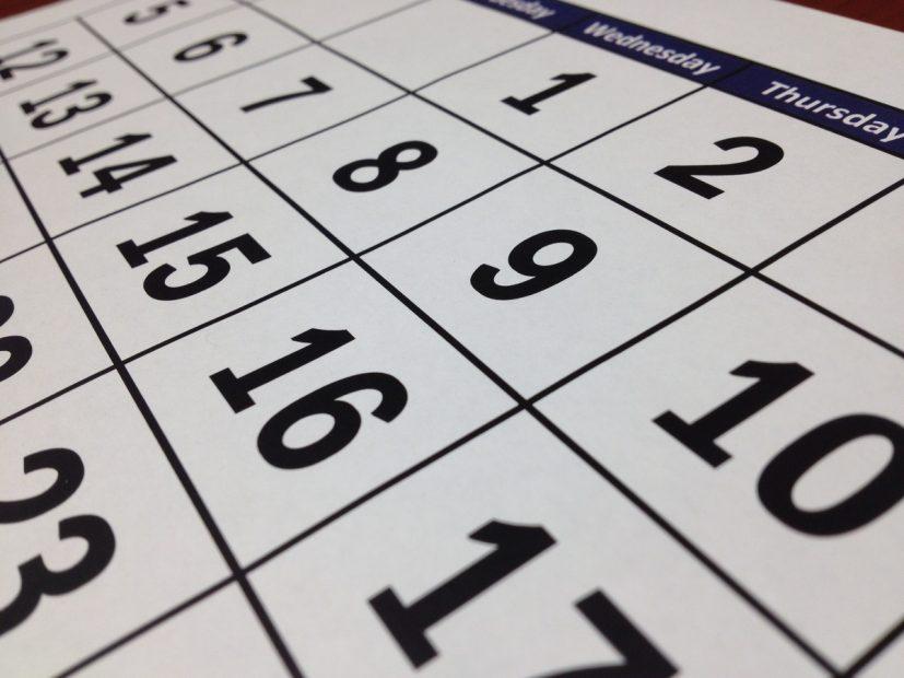 revisa los feriados y fin de semanas largos que quedan 2021