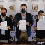 Gobiernos Regionales del Biobío, Araucanía y Los Ríos concretan 1er encuentro